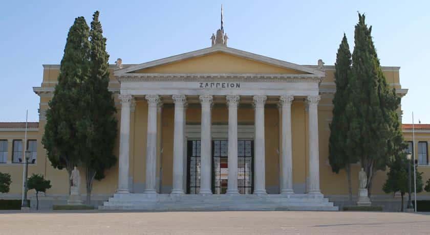 Mejores barrios donde dormir en Atenas - Syntagma