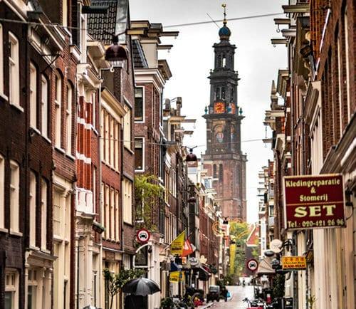 Jordaan - Mejores zonas para dormir en Ámsterdam