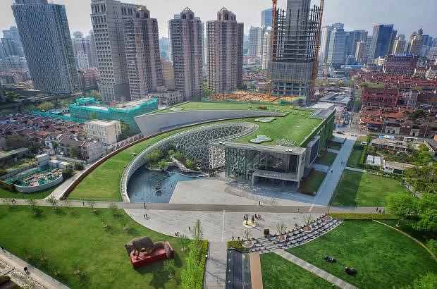 Mejores barrios donde alojarse en Shanghái - Jing'an & Zhabei