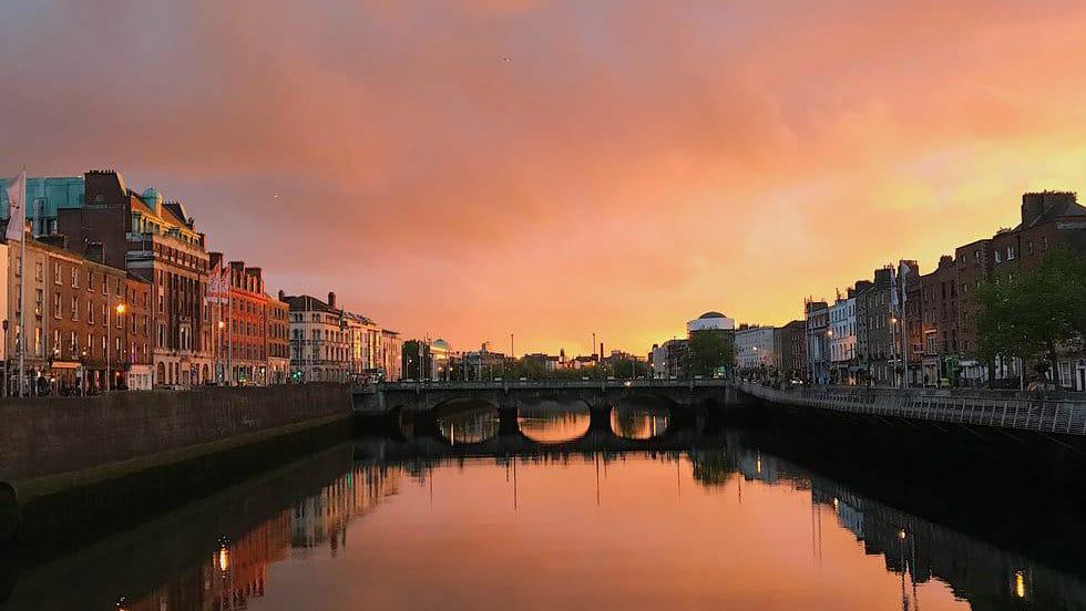 Mejores zonas donde alojarse en Dublín - Dublin City Centre