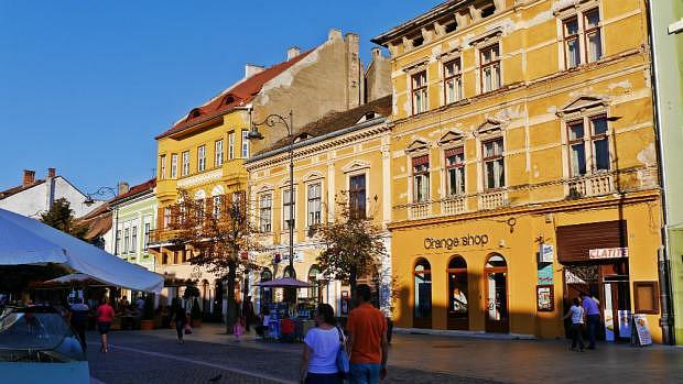 Strada Nicolae Balcescu - Qué ver en Sibiu, Rumanía