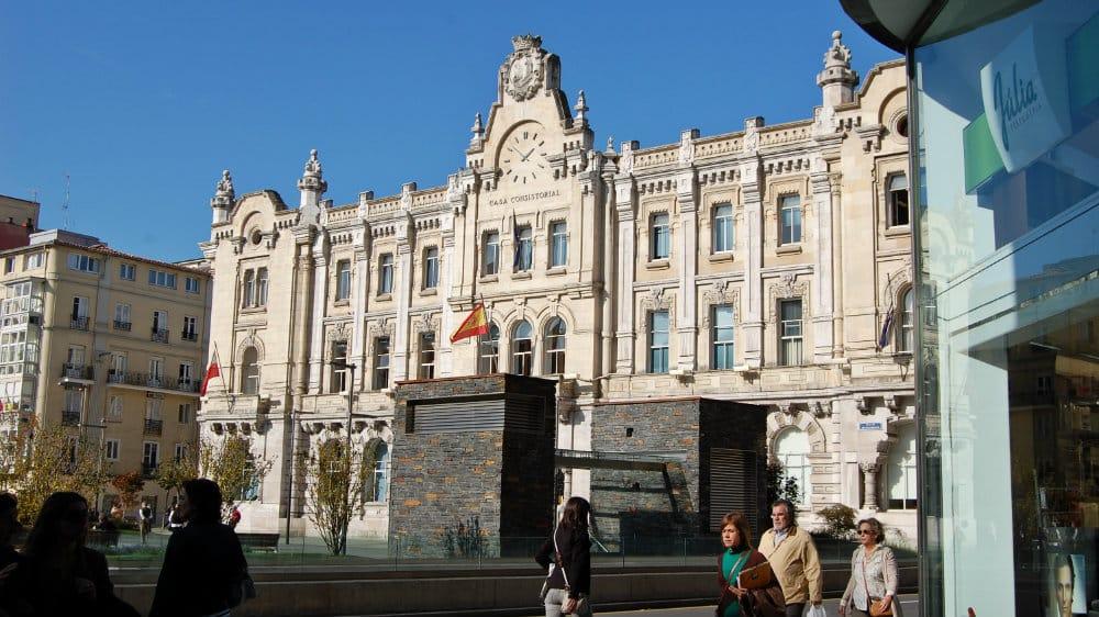 Dónde alojarse en Santander - Centro
