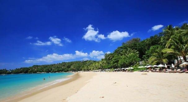 Dónde dormir en Phuket - Surin Beach