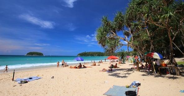 Kata Beach - Dónde alojarse en la isla de Phuket