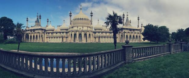 Mejores zonas donde dormir en Brighton - City Centre