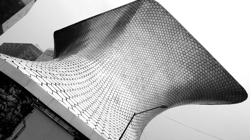 Museo Soumaya - Estructura