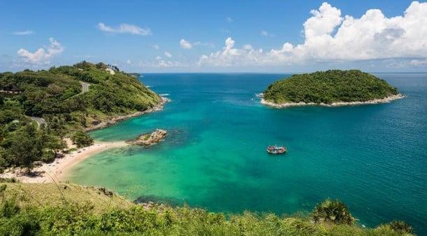Nai Harn - Mejores playas donde dormir en Phuket
