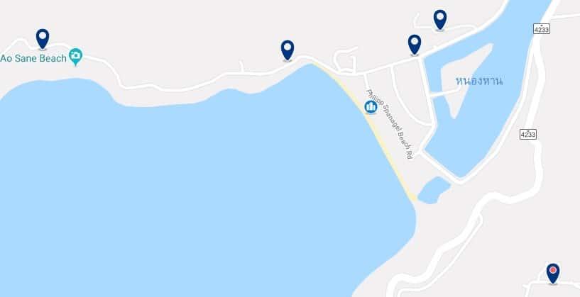 Phuket - Nai Harn Beach - Haz clic para ver todos los hoteles en un mapa