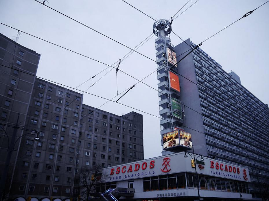 Sede del Berliner Zeitung - Alexanderplatz qué ver