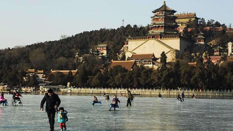 Atracciones de Pekín - Palacio de Verano