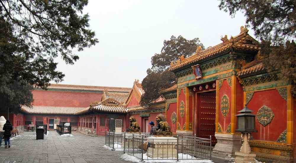 Atractivos de Beijing - Ciudad Prohibida
