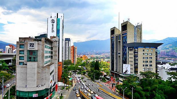 Dove alloggiare a Medellin - Poblado