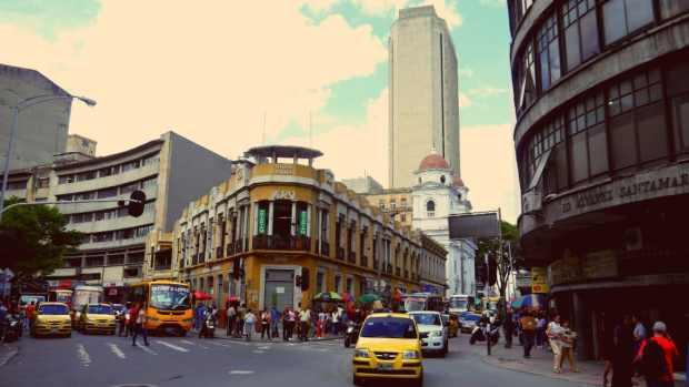 Dónde dormir en Medellín - La Candelaria (centro histórico)