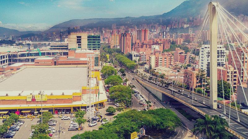 Envigado - Dónde hospedarse en Medellín