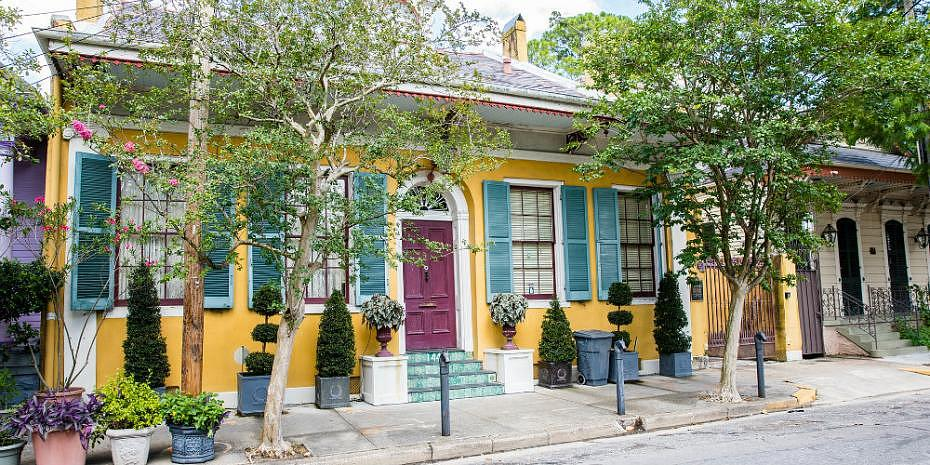 Dove dormire a New Orleans - Fabourg Marigny