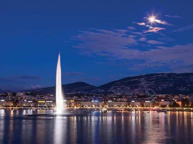 Mejores zonas donde dormir en Ginebra - Pâquis