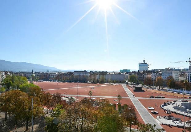 Mejores zonas donde dormir en Ginebra - Plainpalais