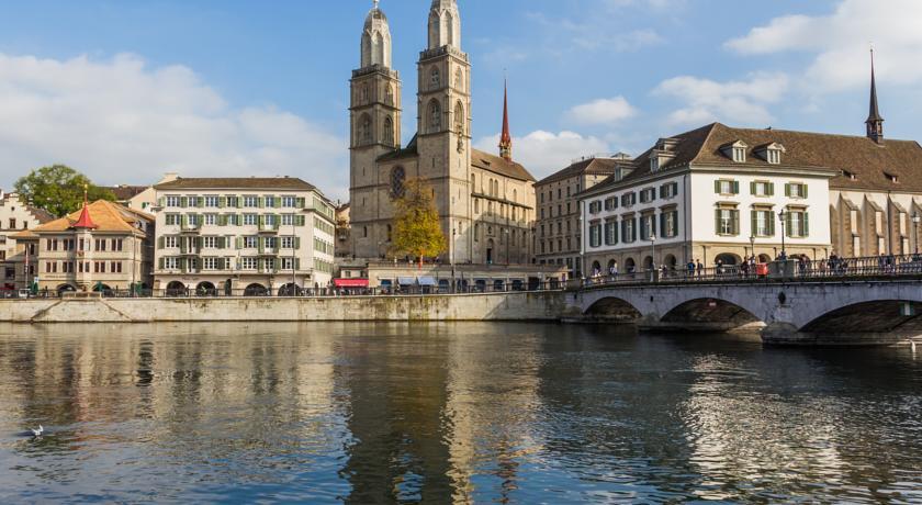 Mejores zonas donde dormir en Zúrich - Altstadt