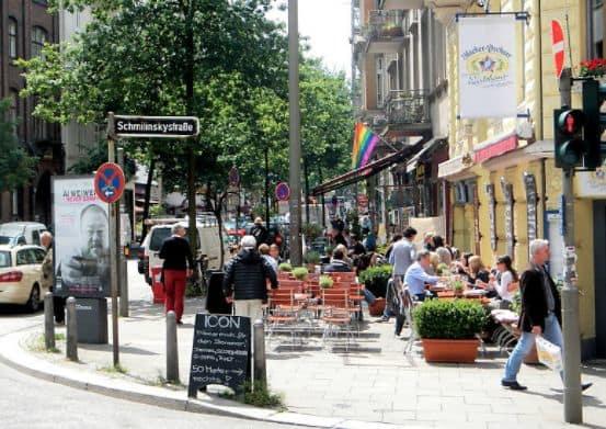 Mejores zonas para dormir en Hamburgo - St Georg
