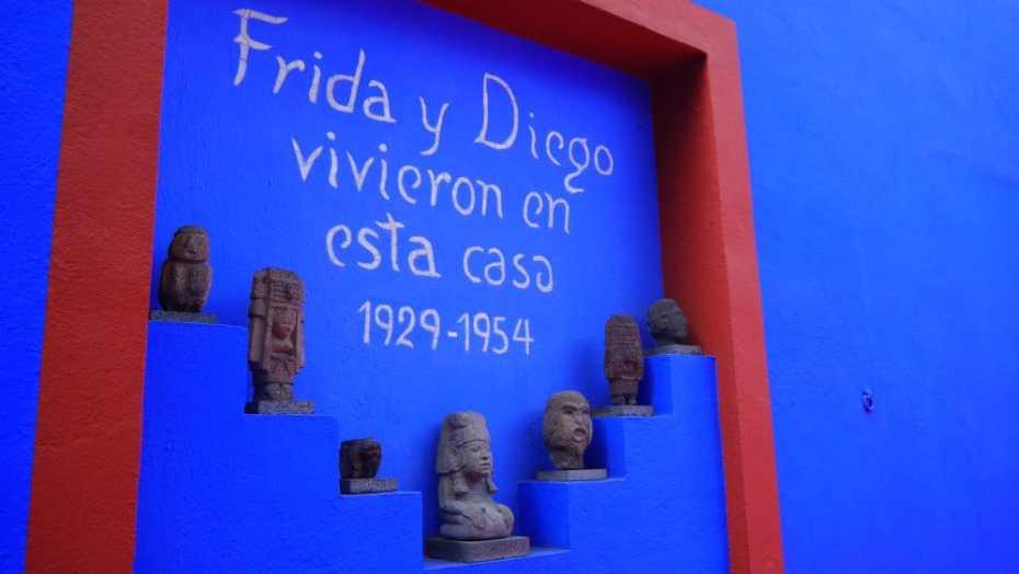 Museo La Casa Azul de Ciudad de México