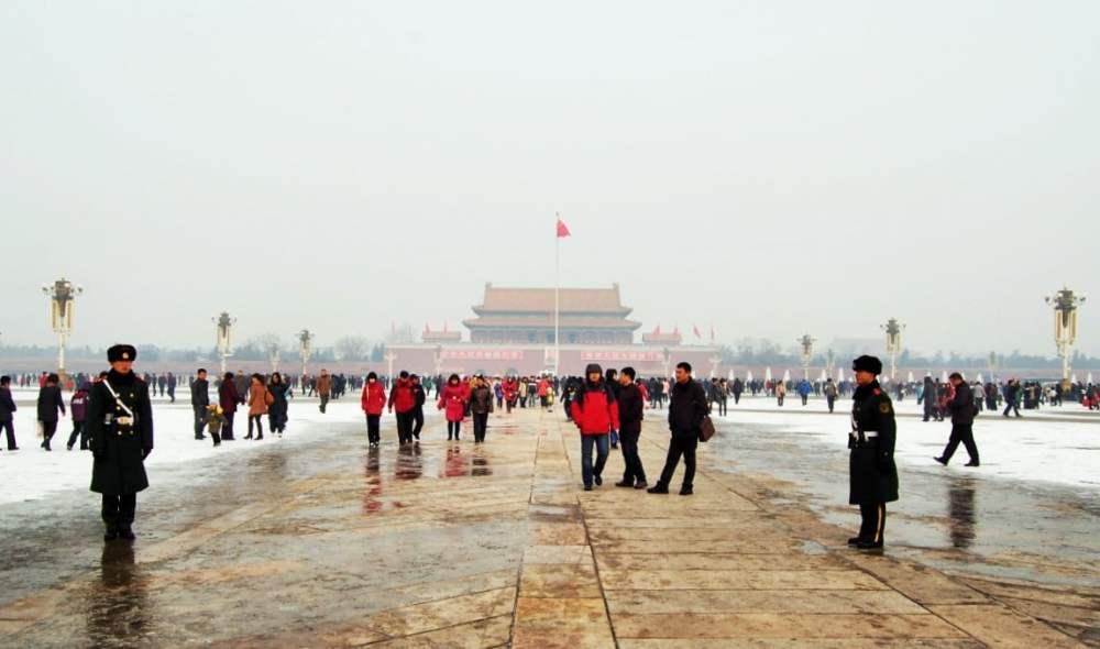 Qué ver en Beijing - Plaza de Tiananmen