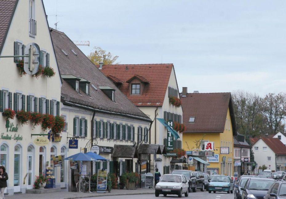 Trudering-Riem - Zona económica donde alojarse en Múnich