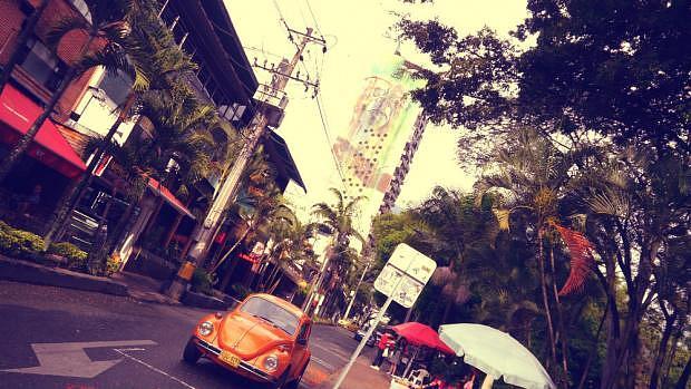 Zone più sicure dove alloggiare a Medellin - Poblado