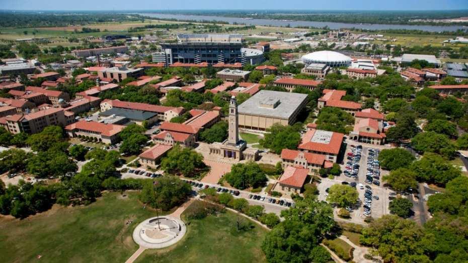 Alojarse cerca de Louisiana State University (LSU) - Baton Rouge