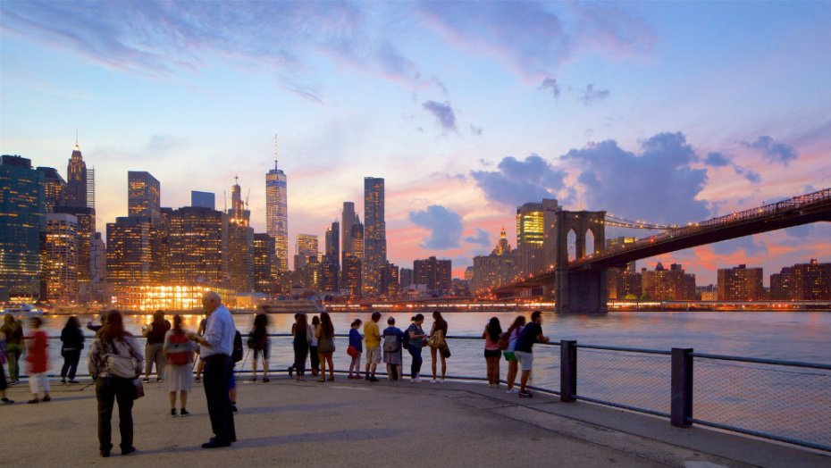 Alojarse cerca del Brooklyn Heights Promenade - Nueva York