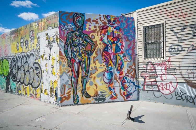 Bushwick - El barrio hipster de Brooklyn