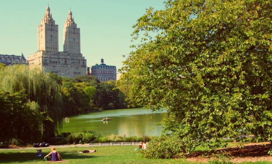 Central Park - Upper West Side, New York