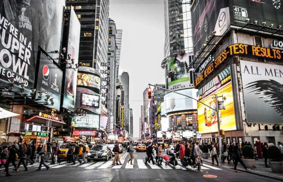 Mejores zonas donde dormir en Nueva York – Theater District