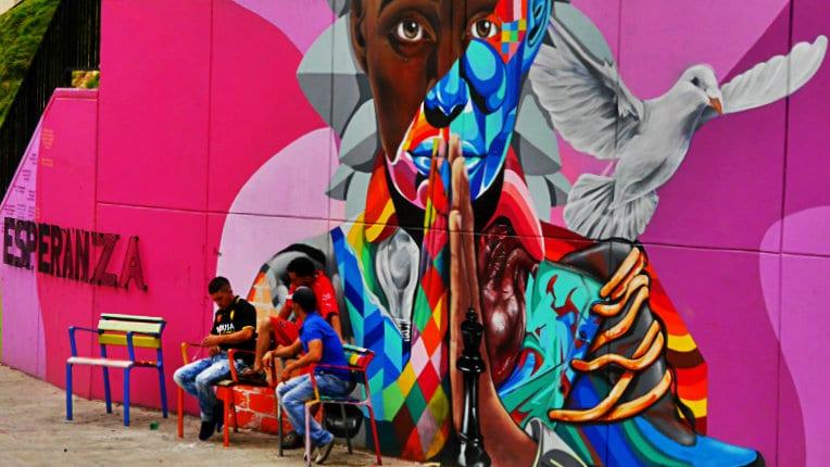 Principales atracciones de Medellín - Comuna 13