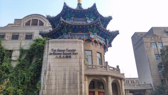 Xincheng - Dónde hospedarse en Xi'an, China