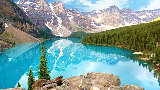 Canadá - Parque Nacional del Glaciar