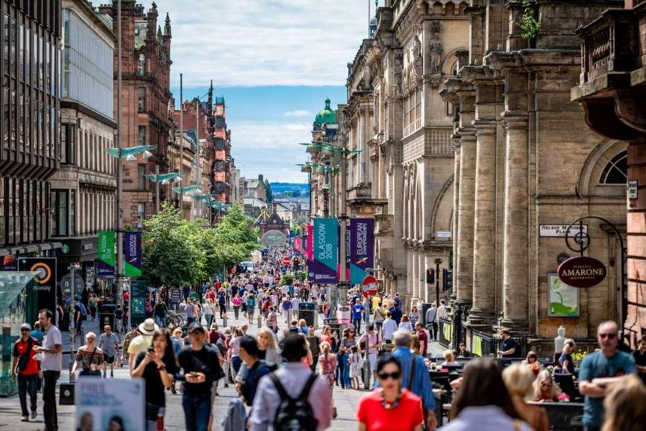 Dónde alojarse en Glasgow - City Centre