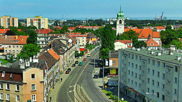 Dónde dormir en Gdansk, Polonia – Wrzeszcz