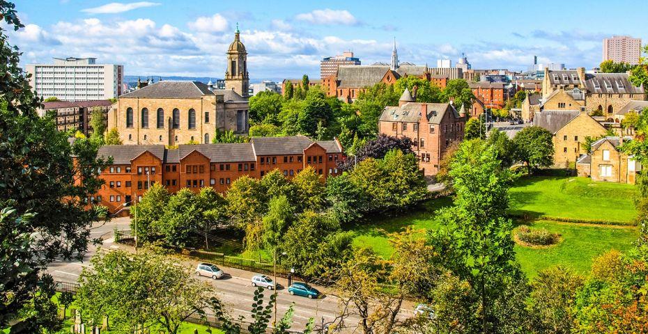 Dónde dormir en Glasgow - Mejores zonas y hoteles