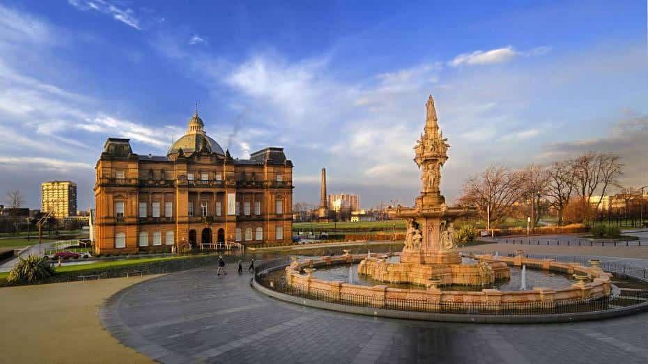 Mejores barrios donde alojarse en Glasgow, Escocia - East End