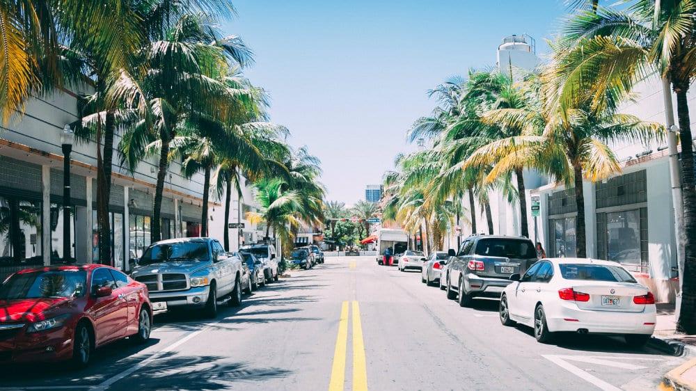Consejos para alquilar un coche en Miami