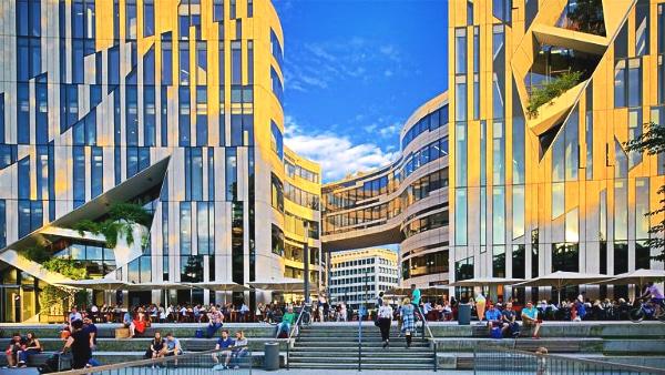Dónde dormir en Düsseldorf, Alemania – Stadtmitte