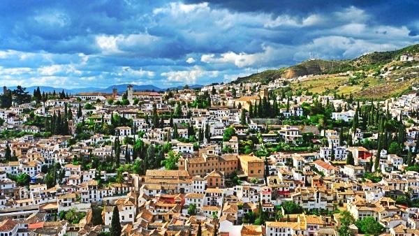 Dónde alojarse en Granada – Albaicín