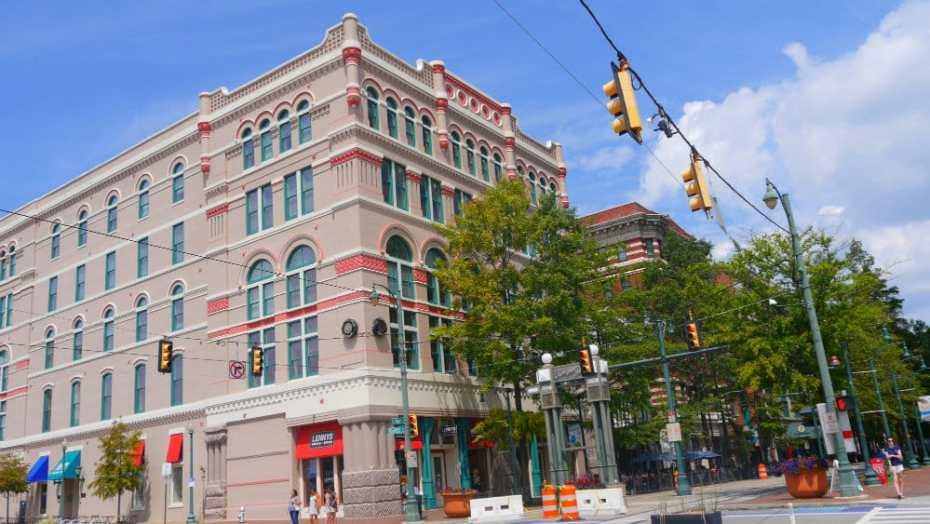 Mejores zonas donde dormir en Memphis, Tennessee - Downtown
