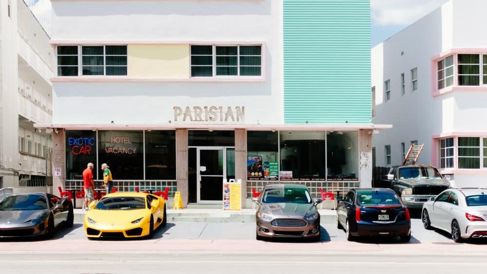 Por qué alquilar un coche en Miami