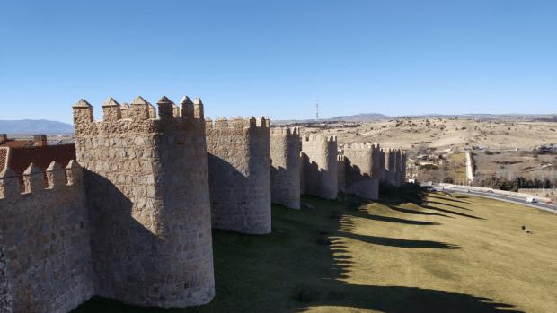 Dónde dormir en Ávila - Mejores zonas y hoteles