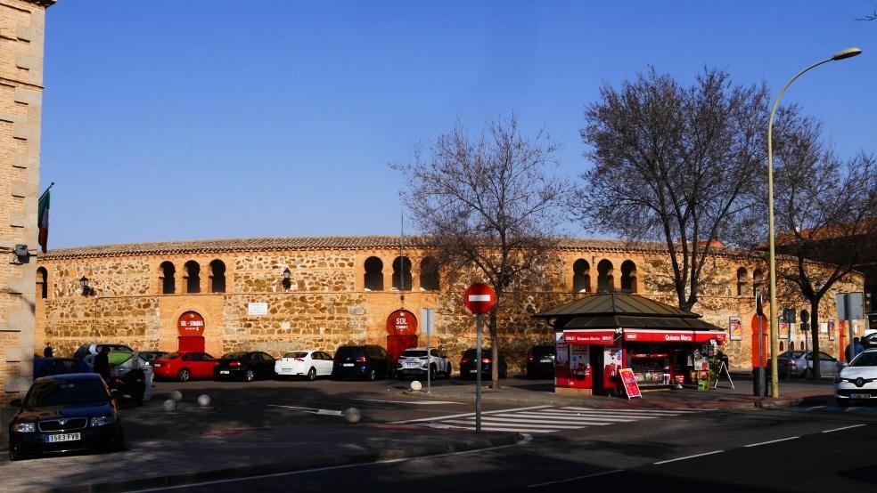 Alojarse cerca de la Plaza de Toros - Dónde dormir en Toledo