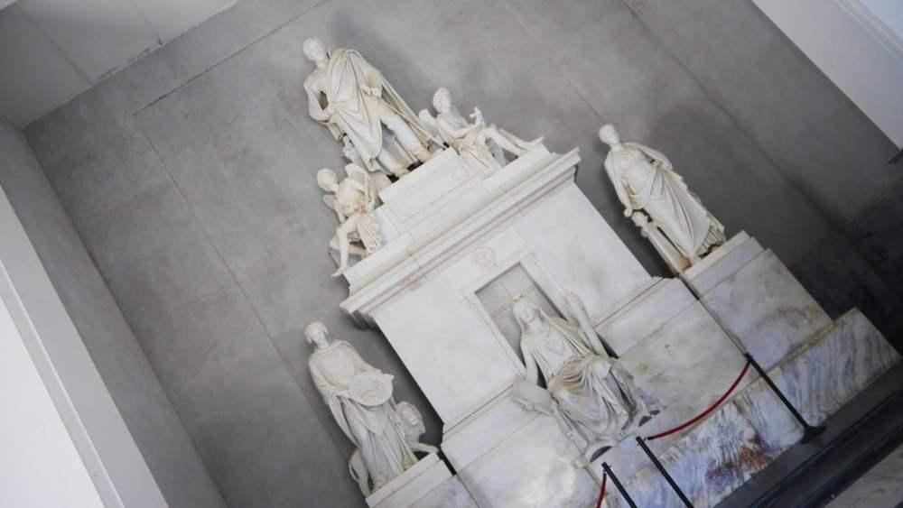 Altar de la Patria - Interior