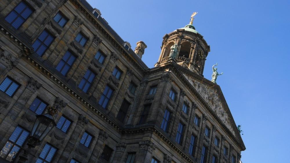 Atracciones de Ámsterdam - Palacio Real