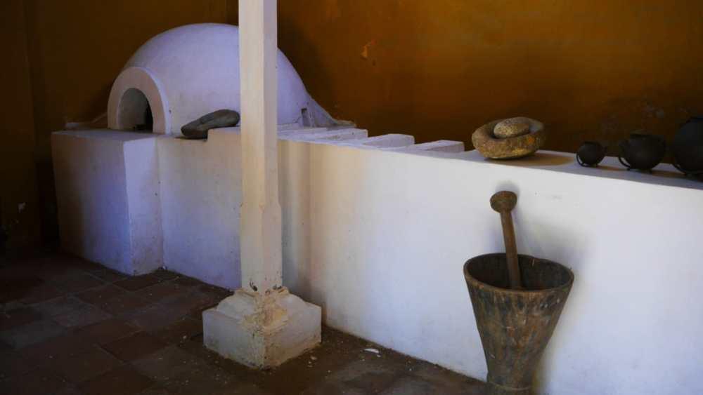 Cocina de la Quinta de San Pedro Alejandrino