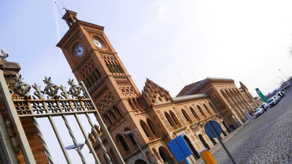 Estación de Tren - Mejores zonas donde alojarse en Toledo